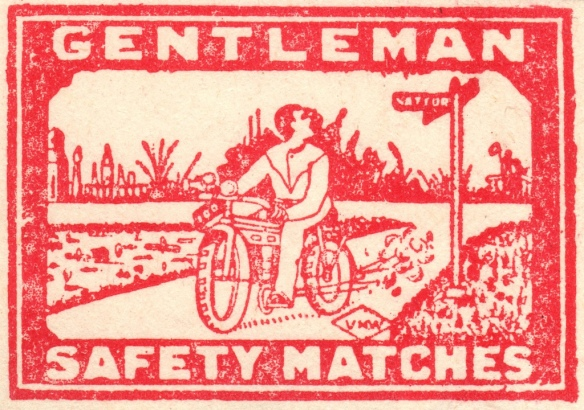 gentleman-matches